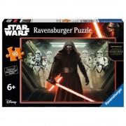Puzzle Star Wars - Razboiul Clonelor, 80 piese