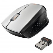 Trust Isotto Wireless Mini Mouse - Grey