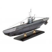 ModelSet Submarine 65155 - Submarin german tip IIB (1: 144)