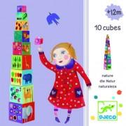 Turn de construit Djeco Natura