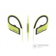 Casti Panasonic RP-BTS30E Bluetooth sport, galben