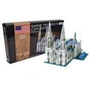 Saint Patricks Cathedral New York City 3 D Model Kit [Toy]