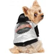 DOGGY DOLLY Jachetă cu mânecă lungă pentru câini talie mică S 23-25 cm/36-38 cm