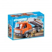 FLATBED WORKMAN'S TRUCK PLAYMOBIL 6861