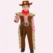 Costume Piccolo Sceriffo 4/5 anni