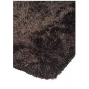 Plush - huňatý koberec koberec - tmavá/čokoládová 120x170cm