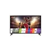 Smart TV LED 49 LG 49LJ5500 Full HD Conversor Digital Wi-Fi integrado 1 USB 2 HDMI webOS 3.5 Sistema de Som Virtual Surround Plus