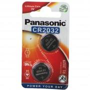 Panasonic® CR 2032 Lithium Zelle 3 Volt 2 St