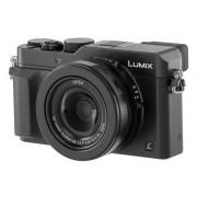 Panasonic Cámara Compacta PANASONIC Lumix Lx100 (Negro - 12.8 MP - ISO: 100 a 25600 - Zoom Óptico: 3.1x)