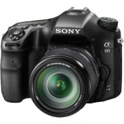 Sony Alpha A68M 24.2 MP Digital SLR Camera (Black) with 18-135 mm Lens (ILCA-68M)