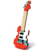 Music Sales Nanoblock: Electric Guitar