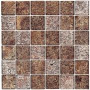 Dunin Spark mozaika szklana 30x30 walnut mix 48 __DARMOWA DOSTAWA OD 1600zł__