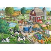 Puzzle Ravensburger - Ferma, 60 piese (09640)