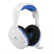 Turtle Beach STEALTH 600 Wireless Surround Sound Gaming Headset -White for PlayStation 4 Stealth 600 Edition