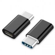 USB 3.1 Type-C(M) / USB 2.0 Micro (F) adapter A-USB2-CMmF-01