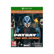 Joc Payday 2 The Big Score Edition Xbox One