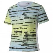 【プーマ公式通販】 プーマ タイダイ AOP WS Tシャツ 半袖 ウィメンズ ウィメンズ Aquamarine-AOP  PUMA.com ブルー