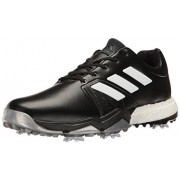 adidas Men's Adipower Boost 3 Cblack/F Golf Shoe, Black, 10. 5 M US