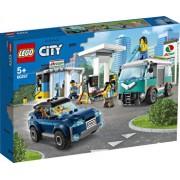 LEGO City, Statie de service 60257