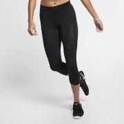 Corsaire de training taille mi-basse Nike Pro HyperCool pour Femme - Noir