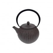 Cosy & Trendy Théière en fonte gris brun 1,2 L - Lantern - Cosy & Trendy