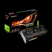 VGA Gigabyte GeForce GTX 1080 G1 Gaming, nVidia GeForce GTX 1080, 8GB 256-bit GDDR5, G/M: 1635MHz/10000MHz, DP 3x, DVI-D, HDMI, 36mj (GV-N1080G1 GAMING-8GD)