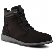 Ботуши COLUMBIA - Grixsen Boot Wp BM0810 Black/Graphite 010