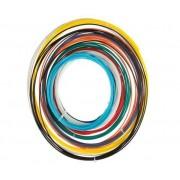 10 Rotoli Pla 1,75mm - Rocche Da 5 Metri Vari Colori