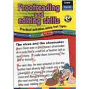 Proofreading and Editing Skills - Practical Activities Using Text Types(Paperback) (9781846540004)