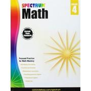 Spectrum Math Workbook Grade 4