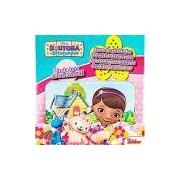 Livro - Disney Junior - Doutora Brinquedos - Latinha Pou-up