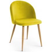 Abra Krzesło City (żółty)