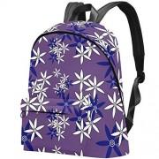 Nanmma College Student Bookbag se adapta a la mochila tradicional de 15.6 pulgadas con diseño de árbol de bonsái para viajes, al aire última intervensión, mochila escolar para niña, multi (Multi8)