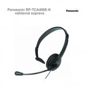Panasonic RP-TCA400E-K náhlavná súprava