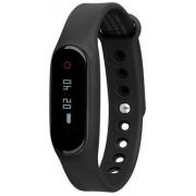 Bratara Fitnes Kruger&Matz Fitone Plus KM0422, Bluetooth (Negru)