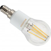 Sylvania ToLEDo LED lamp filament kogel E14 4,5W 470lm 2700K