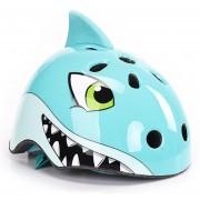 Casco De Deportes Al Aire Libre Para Los Niños De Dibujos Animados - Tiburón