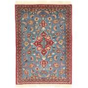 Noué à la main. Origine: Persia / Iran Tapis Ispahan chaîne de soie 70x102 Tapis D'orient