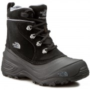 Hótaposó THE NORTH FACE - Youth Chilkat Lace II T92T5RKZ2 TNF Black/Zinc Grey
