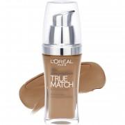 L'oreal true match the foundation 30 ml w8 golden cappucino
