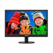 "Philips 193v5lsb2 Monitor Pc Led 18,5"" 200 Cd/m² Colore Nero"