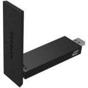 Адаптер Netgear AC1200 WiFi USB Dualband (300Mbps + 867Mbps) A6210-100PES