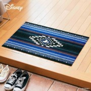 玄関マット Mickey/ミッキー キリム 50×75cm[Disney/ディズニー]