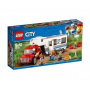 LEGO City Great Vehicles 60182 - Пикап и каравана