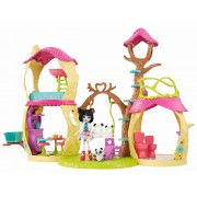 Set de joaca Enchantimals casa din copac