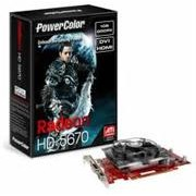 Firesale Powercolor PCI-E Radeon AX5670 512MB