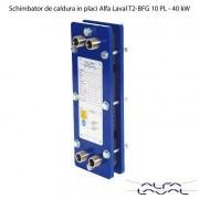 Schimbator de caldura in placi Alfa Laval T2-BFG 10 PL - 40 kW
