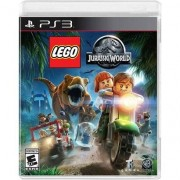 Lego Jurassic World - Ps3 - Unissex
