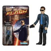 Flash TV Series Captain Cold ReAction 3 3/4-Inch Retro Action Figure
