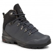 Туристически SALOMON - Outback 500 Gtx GORE-TEX 406924 27 G0 Ebony/Black/Grape Leaf